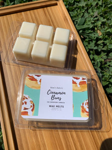 Cinnamon Buns Wax Melts