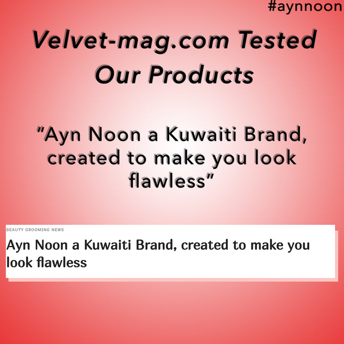 Velvet-mag.com Tested Our Products