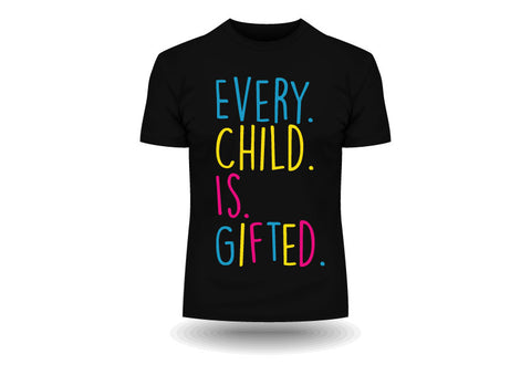 Every Child Is Gifted Youth T-Shirt