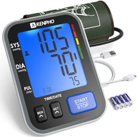 Renpho Blood Pressure Monitor