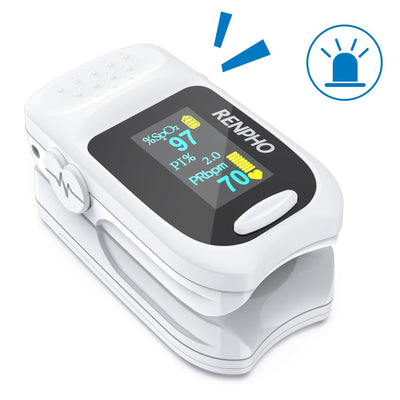 Portable Pulse Oximeter Health Renpho