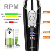 Professional Cordless Hair Trimmer Health Renpho