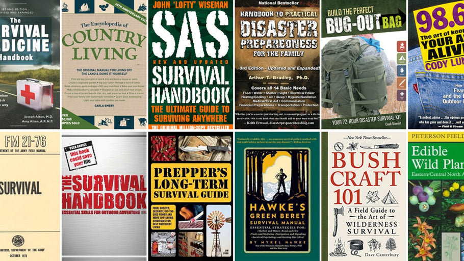9 Best Survival Books You Must Read