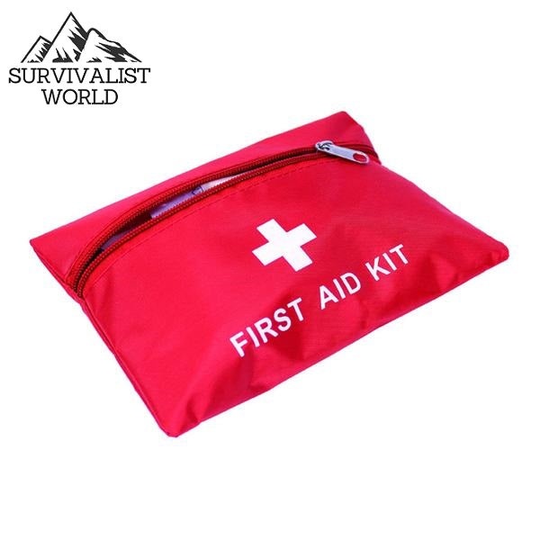 Survival First Aid / Medical Kit First Aid Kit - Survivalist World