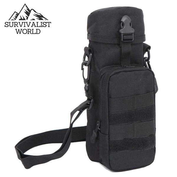 Tactical Military Water Bottle Bag Water Bottle Bag - Survivalist World