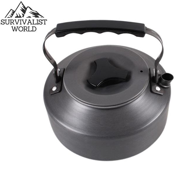 Portable Outdoor Water Kettle Portable Outdoor Water Kettle - Survivalist World