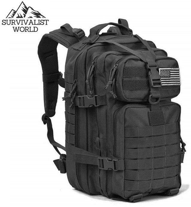 Military Tactical Backpack Military Tactical Backpack - Survivalist World