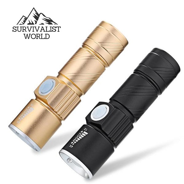 LED Mini Flashlight LED Mini Flashlight - Survivalist World