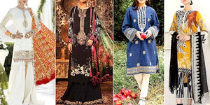 Designer Replica Lawn Dresses 2021 Online Shopping in Pakistan
