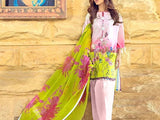 Embroidered Lawn Suit (DZ13006)