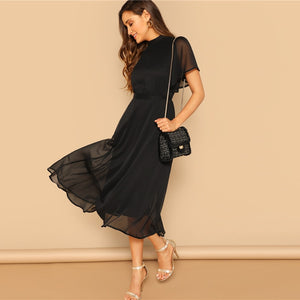 Black Elegant Dress