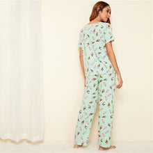 Load image into Gallery viewer, Ice Cream Print Pyjama Set