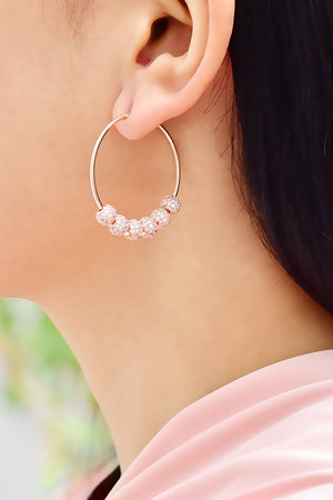 Sana Hoop Earrings