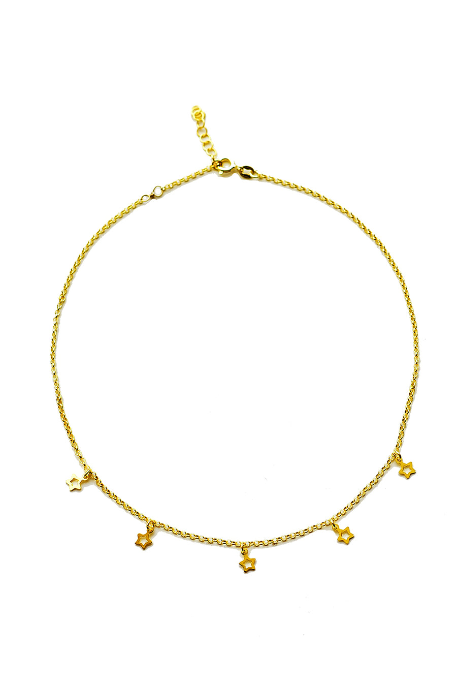 Tara Star Necklace