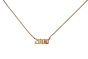 2000 necklace