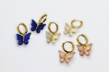 Load image into Gallery viewer, Isabelle earrings | blue