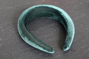 Alicia hairband | army