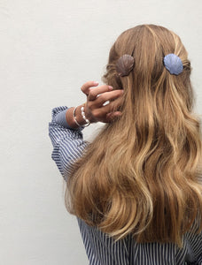 Ofelia hair pin | coffee