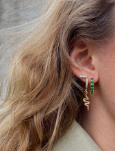 Load image into Gallery viewer, Olive earrings