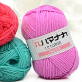 Baby Milk Cotton Yarn - 25g Ball