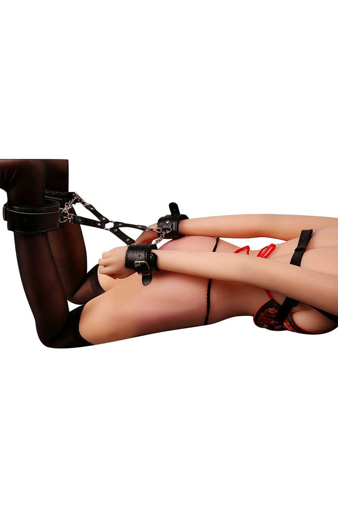 The Ultimate Bondage Kit 12/15/18 Pc set