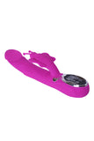 BangNeng Heatable Rabbit Vibrator Butterfly Vibe