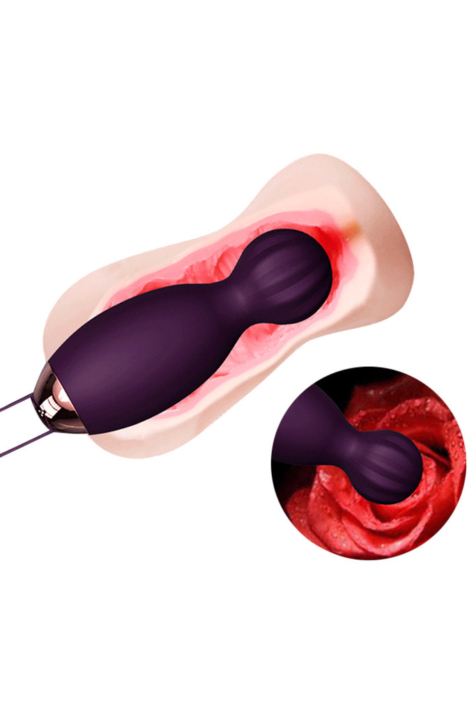 Wireless Remote Control Eggs Rechargeable Vibrator