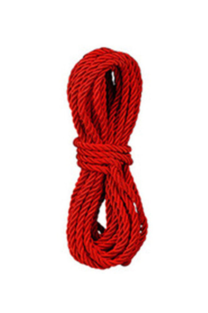 Multi-color Silk and Cotton Sex Bondage Rope 32 Feet