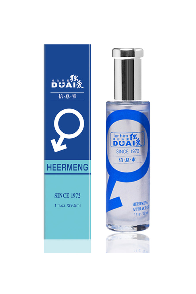 DUAI Romantic Heermeng Pheromone Perfume to Attract Women 29.5ml
