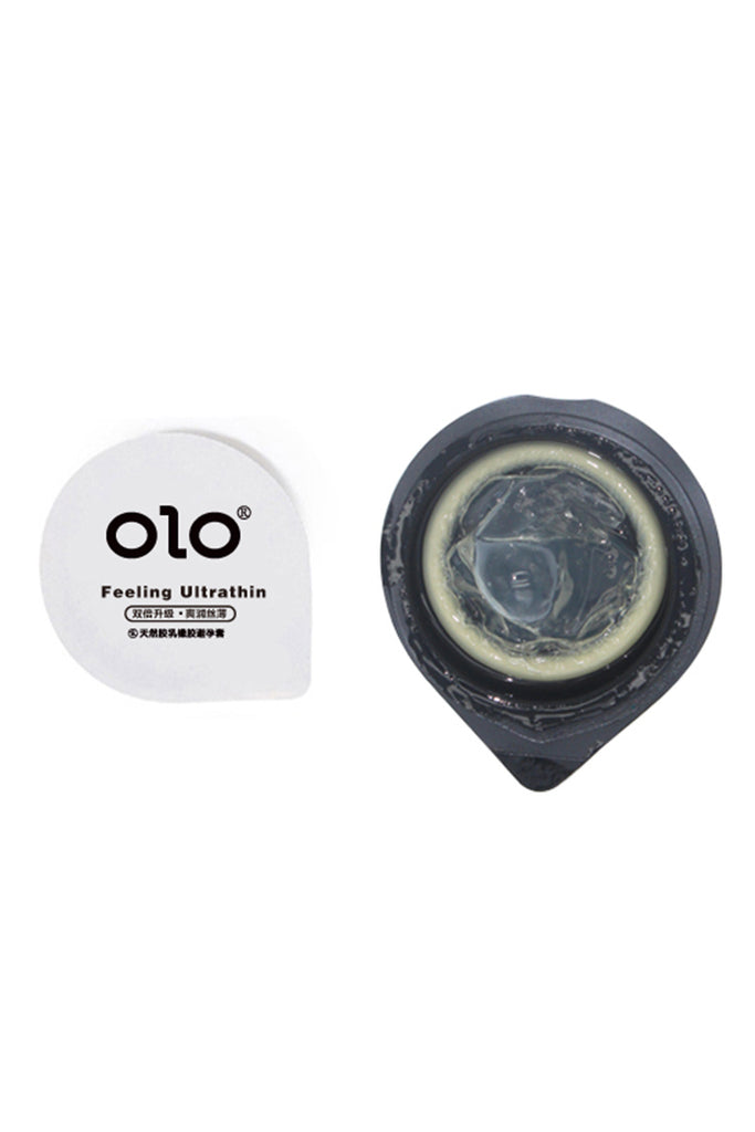 OLO Ultra Thin Condoms 10 Count