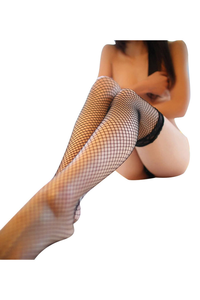 Sexy Mesh Lace Fishnet Long Stockings