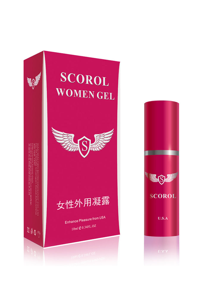 SCOROL Women's Stimulating Orgasmic Gel Travel-Friendly 20uses
