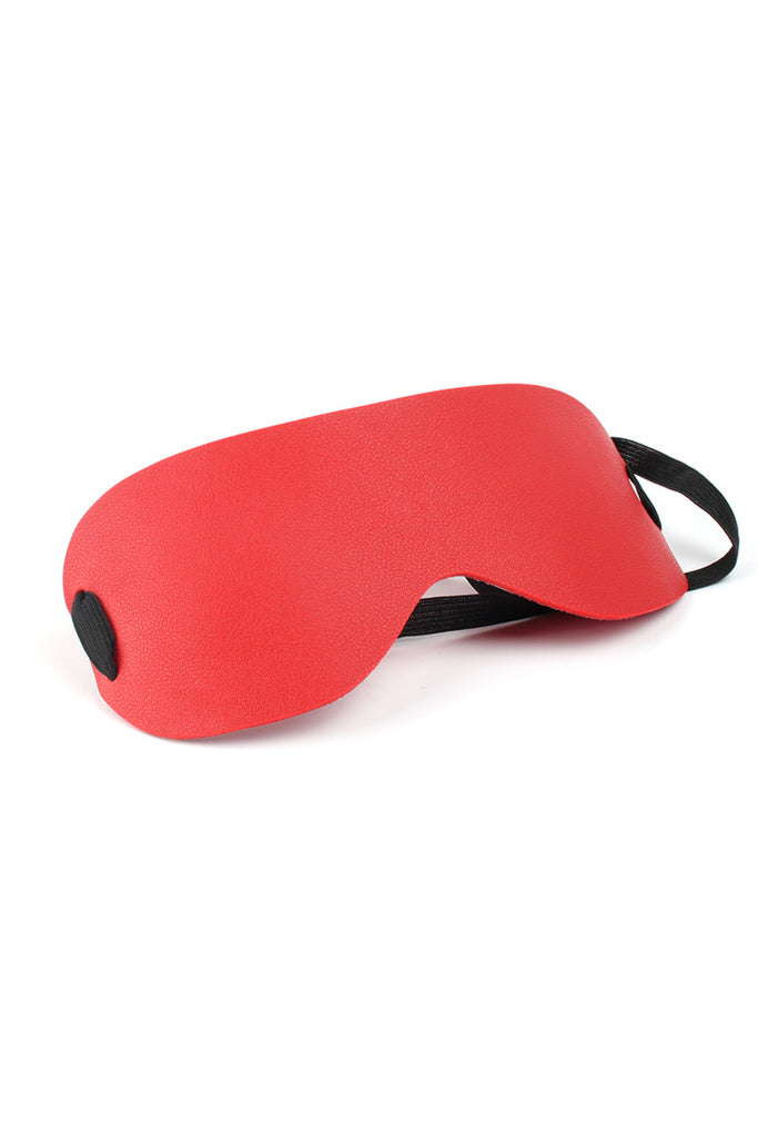 Leather Blindfold for Shades of Gray Type Games