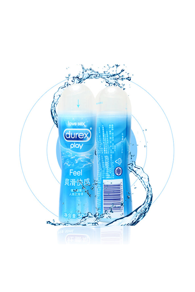 Durex Play Water-Based Lubricant Warming Lubes 1.69oz