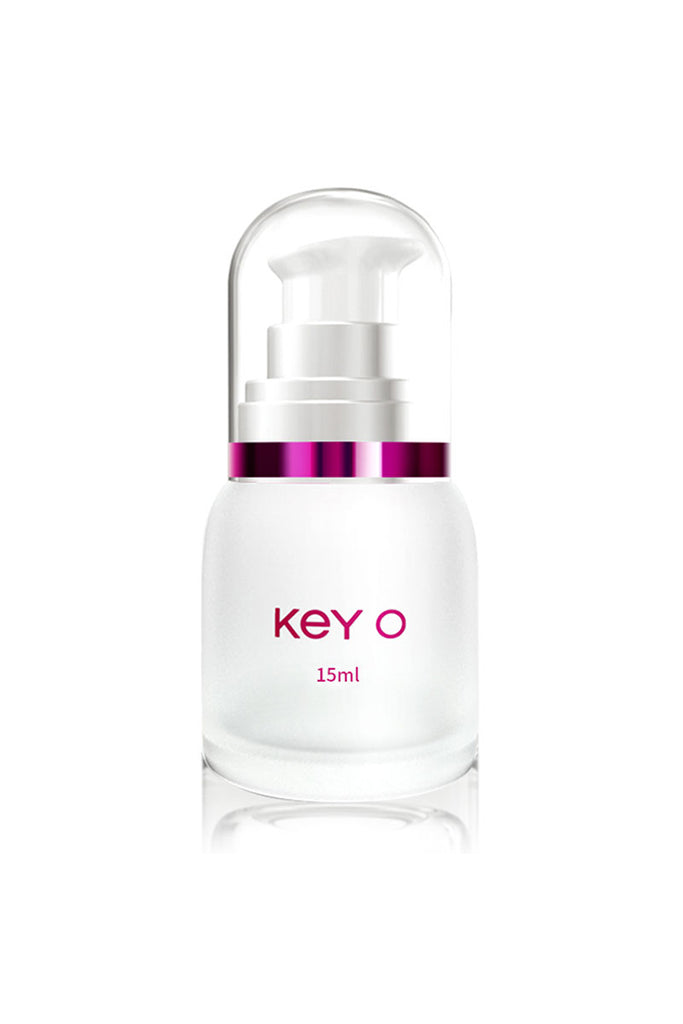 KEY O Women's Travel-Friendly Orgasm Gel Sexual Enhancer 15 mL