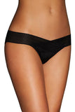 V Shape Open-Back Low Waist Spanking Panties