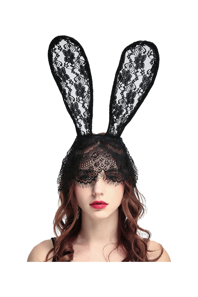 Bunnygirl Hair Hoop Roleplay Costume Accessory