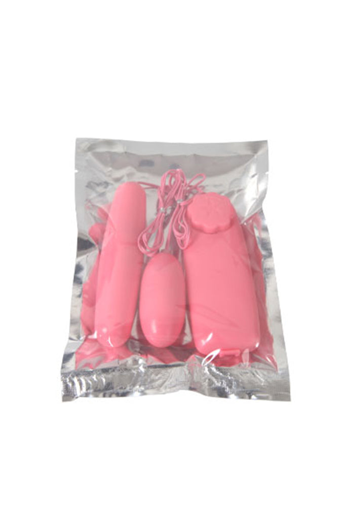 MizzZee Bullet Love Egg and Bullet Vibrator