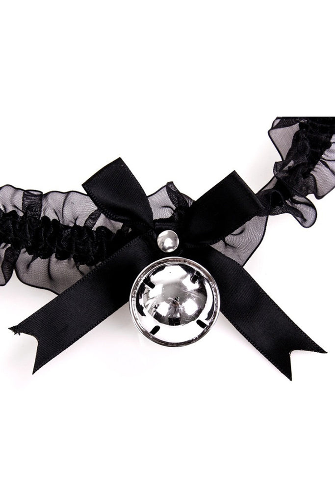 Slave Roleplay Jingle Bell Collar