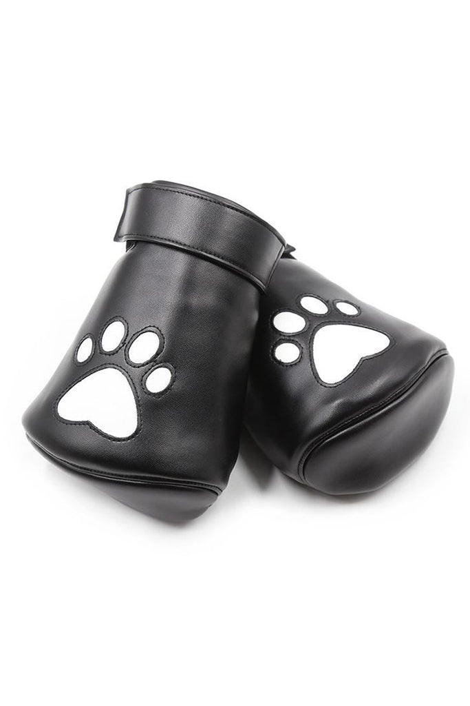 Bear Paw Roleplay Bondage Gloves