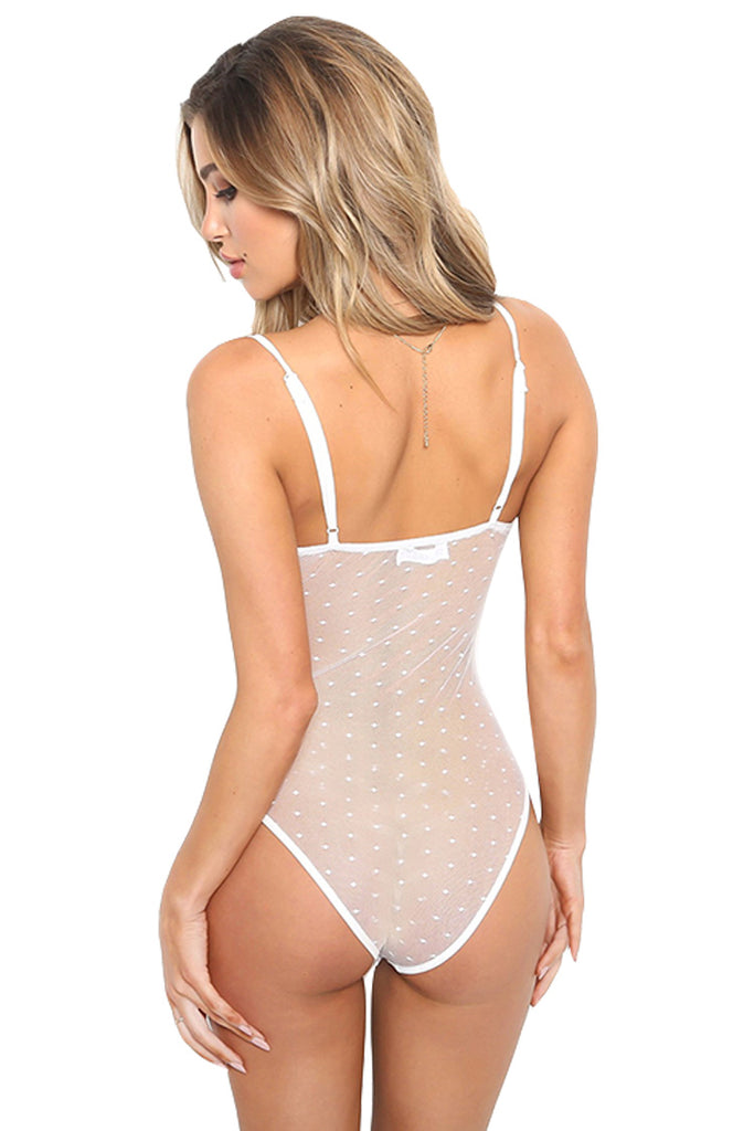 Women's Bodysuit Lace Bodysuit Underwear