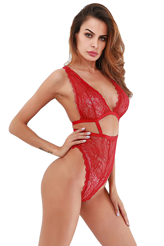 Women's One Piece Bodysuit Lingerie