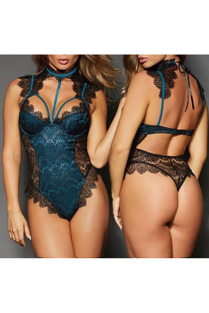 Sexy Lingerie Teddies Womens Porno Bodysuit Lace Body Sexy Hot Erotic Women Catsuit Pole Dance Underwear Nightwear Lenceria