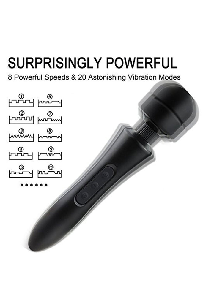 Powerful magic wand massager AV Wand Vibrator