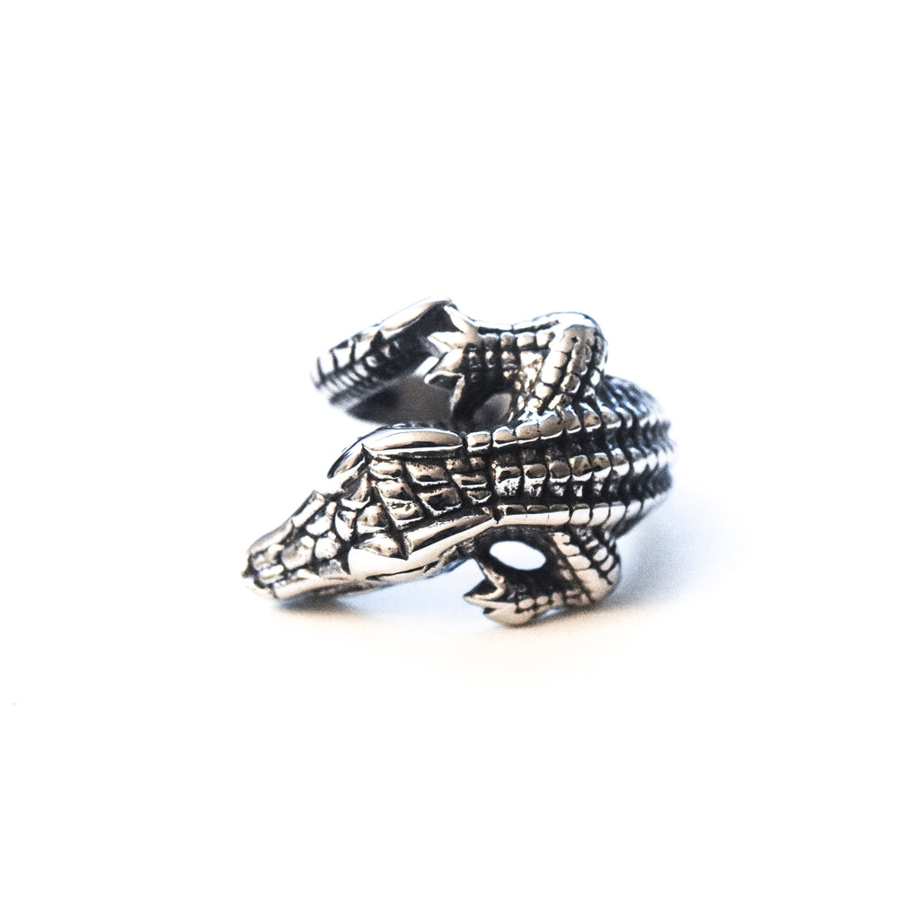 Gator Ring (Stainless Steel)
