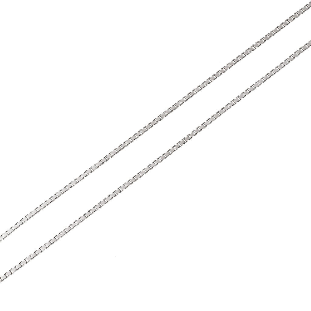 2mm Box Chain (.925 Sterling Silver)