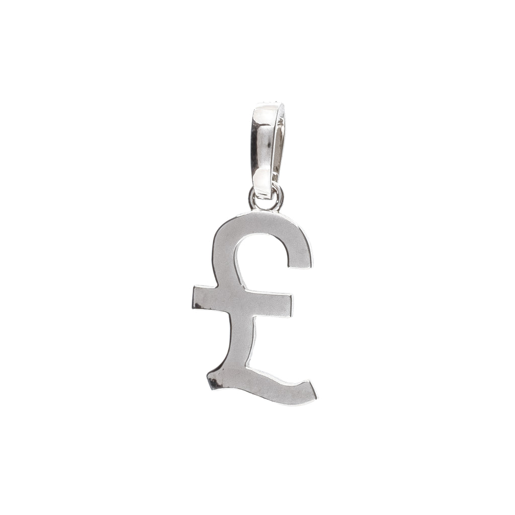 GBP Pendant (.925 Sterling Silver)