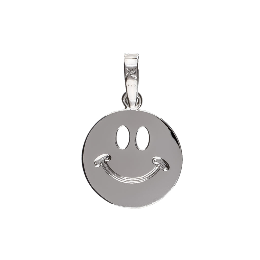 Two-Faced Pendant (.925 Sterling Silver)
