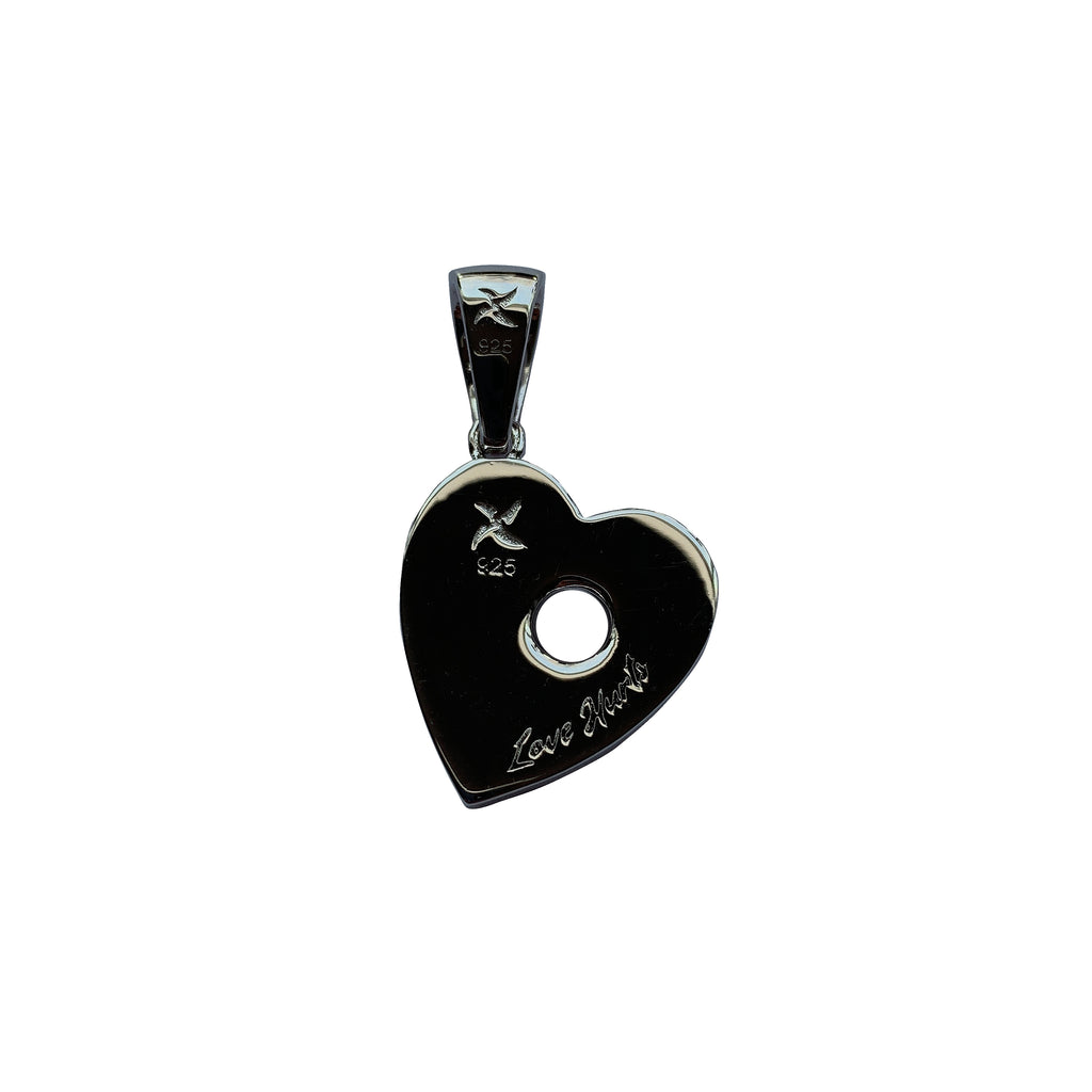 Love Hurts Pendant (.925 Sterling Silver)