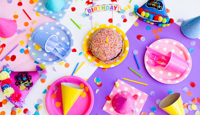 Tips for your little coeliac and their first party invitations